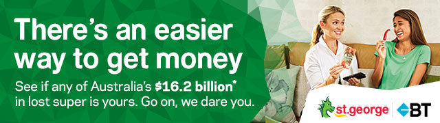 See if any of Australia's $16.2 billion* in lost super is yours. Find out more.