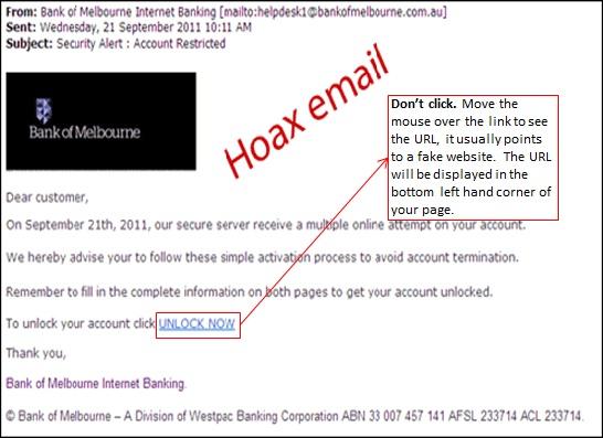Hoaxes popular internet Top 10