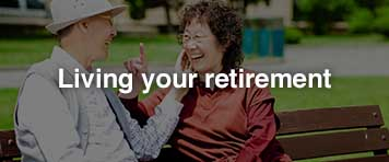 Living your retirement