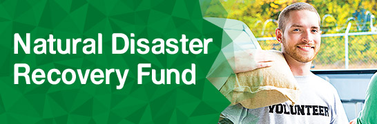 Natural Disaster Recovery fund