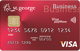 BusinessVantage credit card