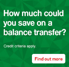 How much could you save on a transfer? Conditions apply. Find out more.